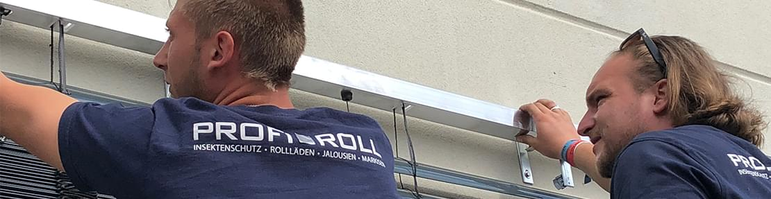 Headergrafik Profiroll Referenzen Haus Rolläden